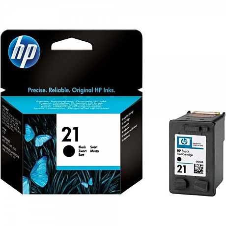 C9351AE HP КАРТРИДЖ 21 PSC1410, DJ 3920/3940, BLACK (5ML)